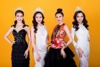 Top 4 Hoa khôi Du lịch Việt Nam xóa tan tin đồi mâu thuẫn