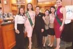 Bí mật người đàn ông góp phần vào thành công của Hà Thu tại Hoa hậu Trái đất 2017