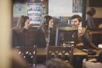 Lý Nhã Kỳ gặp gỡ và làm việc với đạo diễn Olivier Assayas - nhà sản xuất Charles Gillibert ở Pháp