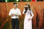 Cô gái khiếm thị Quỳnh Trâm lấy nước mắt khi hát 'Nỗi buồn mẹ tôi'