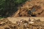 UBND huyện Mai Châu cần xử lý nghiêm những sai phạm tại trạm dừng chân của Chánh an TAND tỉnh Hòa Bình