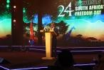 TP Hồ Chí Minh: Trao tặng các quỹ vì cộng đồng nhân ngày Quốc khánh Nam Phi