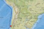 Động đất 7,1 độ richter rung chuyển Chile