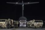 Mỹ đưa lá chắn tên lửa THAAD tới địa điểm triển khai ở Hàn Quốc