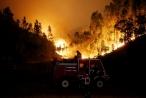 Chùm ảnh: Thảm họa cháy rừng nghiêm trọng tại Bồ Đào Nha