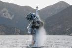 Sau ICBM, Triều Tiên sẽ thử nghiệm phóng tên lửa từ tàu ngầm?