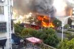 Nổ bình gas ở Trung Quốc, 57 người thương vong
