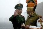 Binh lính Ấn, Trung đụng độ tại biên giới