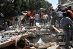 Khung cảnh đổ nát sau trận động đất kinh hoàng tại biên giới Iran và Iraq