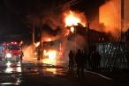 6 công nhân Việt mắc kẹt trong đám cháy nhà máy ở Đài Loan