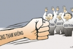 Chống tham nhũng phải dựa vào dân