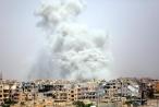 Liên quân do Mỹ đứng đầu không kích 2 địa điểm quân sự tại Syria