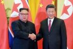 Ông Kim Jong-un: Trung Quốc, Triều Tiên như tình thân một nhà