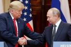 Ông Trump mời Putin thăm Mỹ và muốn tổ chức thượng đỉnh lần hai