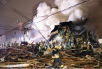 Nổ quán rượu ở Nhật Bản, ít nhất 42 người bị thương