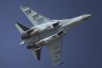 Video: Cận cảnh Su-35 huyền thoại của Không quân Nga