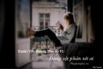 Radio Yêu thương Plus số 91: Đừng vội phán xét ai