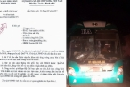 UBND tỉnh Bắc Ninh ra Văn bản hỏa tốc chỉ đạo làm rõ vụ nổ xe khách kinh hoàng