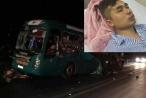 Thêm số người bị thương vụ nổ xe khách kinh hoàng trong đêm tại Bắc Ninh