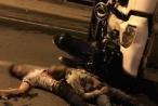 Tai nạn kinh hoàng tại cầu Vĩnh Tuy: 3 thanh niên tử vong tại chỗ