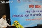 Đà Nẵng chia sẻ khó khăn của doanh nghiệp lĩnh vực công nghệ thông tin