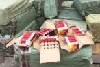 Thanh Hóa: Hàng nghìn quả pháo lậu bị CSGT bắt giữ