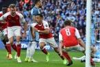 Arsenal - Man City: Ngược dòng ngoạn mục