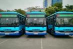 Hà Nội: Thay mới xe buýt tuyến 35A