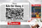 Báo chí toàn cảnh: Khí thế tháng 4