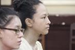 Hoa hậu Trương Hồ Phương Nga khá bình thản trong phiên xét xử