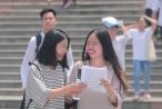 Khép lại kỳ thi bằng môn Giáo dục công dân, thí sinh thích thú vì đề thực tế