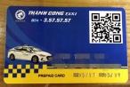 Taxi Thành Công bán thẻ thanh toán nhưng từ chối khách dùng?