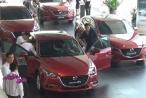 Lái thử các dòng xe Mazda đang được yêu thích: Mazda3, Mazda6 và CX-5