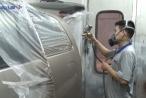 Bản tin xe Plus: Những lưu ý khi lựa chọn dịch vụ sơn lại xe ô tô