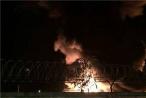 Clip cháy lớn tại công ty nhựa Tiền Phong ở Hải Phòng