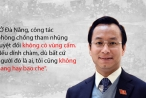 Bí thư Đà Nẵng Nguyễn Xuân Anh và những phát ngôn ấn tượng