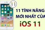 [Infographic] 11 tính năng mới trên iOS 11