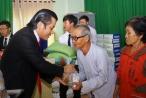 Đồng Nai: Trao hàng trăm suất quà cho người nghèo