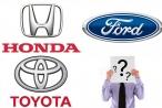 Mua xe cũ của hãng nào tốt nhất?