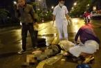 Hà Nội: Xe máy va chạm với xe đạp, 1 người tử vong tại chỗ
