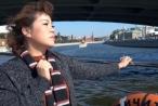 """""""Tình yêu vỗ cánh'"""" trên sông Matxcova qua giọng ca ngọt ngào của một nữ nhà báo"""