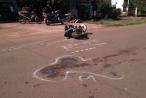 Gia Lai: Tông vào xe công nông đậu bên đường, 1 thanh niên chết thảm