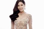 Á hậu Nguyễn Thị Loan quyến rũ trong trang phục dạ hội tại Miss Universe 2017