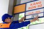 Dừng bán xăng RON 92 từ 15/12