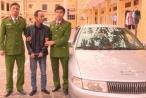 Hưng Yên: Mật phục bắt giữ đối tượng dùng ô tô vận chuyển ma túy