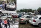 Hà Nội: Bãi trông xe 'chặt chém' gần phủ Tây Hồ, chính quyền có bất lực?