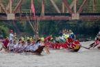 Thừa Thiên Huế: Hấp dẫn đua trãi trên sông Vực