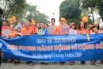 Hà Nội: 5.000 người đi bộ gây quỹ vì cộng đồng