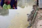 Đại học Y - Hà Nội: Vô tư xả phân tươi xuống sông Lừ cả ngày lẫn đêm?