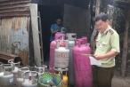 Bình Dương: Phát hiện điểm sang chiết gas lậu 'núp mình' trong rừng trúc